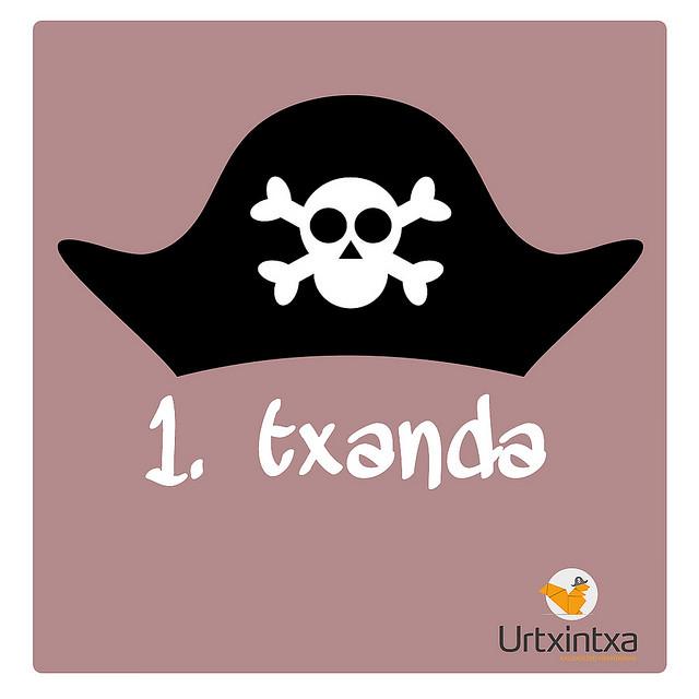 Udaleku Piratak 2019 - 1.txanda