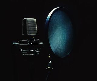 Microphone And Popup Filter | by dejankrsmanovic