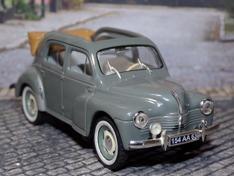 Renault 4CV Decourable – 1953