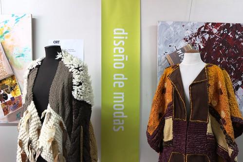8d25753a344 Exposiciones e intervenciones - Licenciatura en Diseño de Modas ...