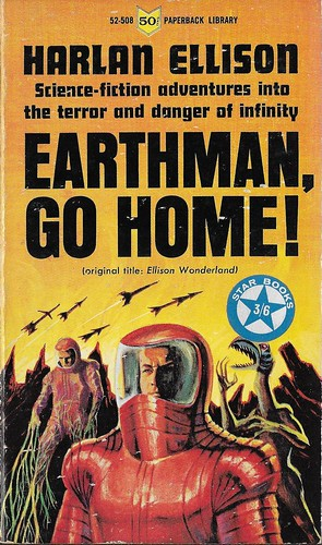 Harlan Ellison - Earthman, Go Home! (Paperback Library 1964)