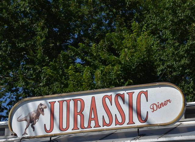 Jurassic Diner