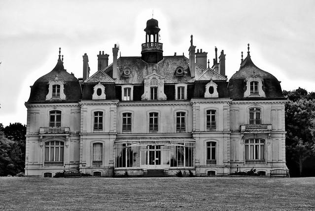 chateau de la Briantais, Saint Servan; Bretagne