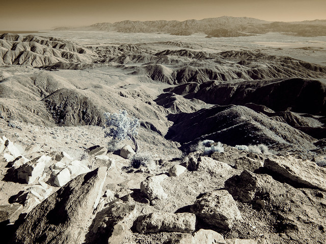 Keys View (Adventures in Infrared)