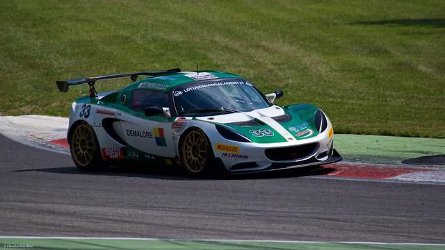 IMGP3108 N.33 Lotus Elise Cup, driver Matteo Deflorian