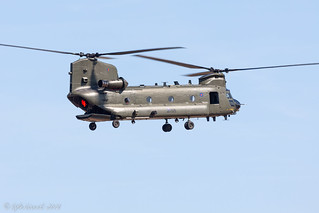 Boeing Chinook HC.6A | ZA683 | Royal Air Force | by Kyle Greet