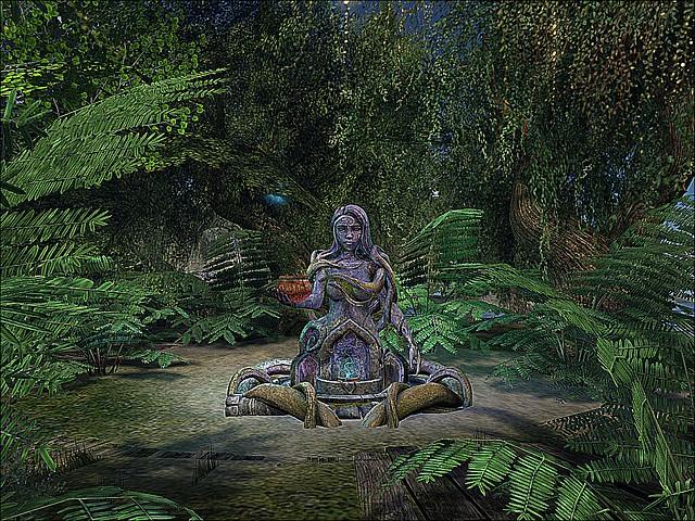Light of Luna - Alchemy - Fountain of Dreams