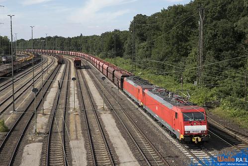 Duisburg Entenfang . 27.06.18.