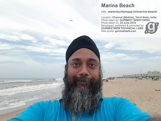 Marina Beach Photo 1 | by GURMEETWEB TECHNICAL LABS, https://gurmeetweb.com
