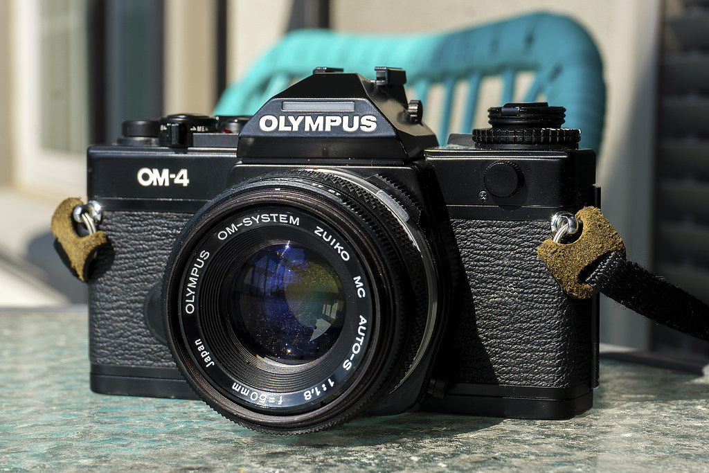 CCR Review 95 - Olympus OM-4