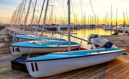 sailboat patriotspoint marina sunset sunrise charleston southcarolina nikon curtiscabana