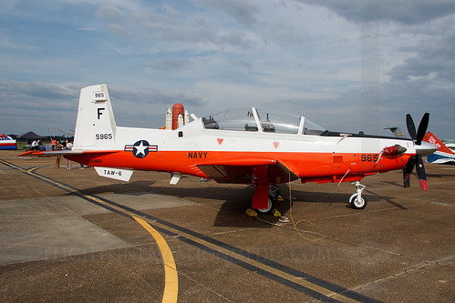 columbus airforce base afb cbm kcbm airport mississippi airshow raytheon t6a texanii 165965 navy 8963018 military trainer aircraft airplane