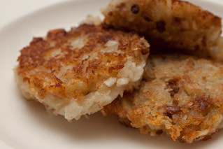 Potato latkes | by dogplusplus