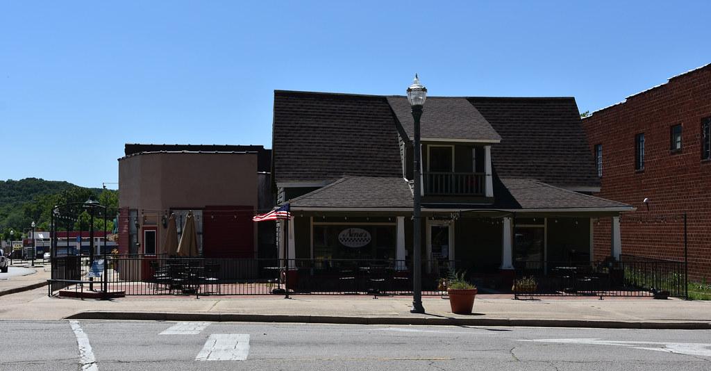 Nona S Kitchen Route 66 In Waynesville Missouri Pulaski Dustin Holmes Flickr