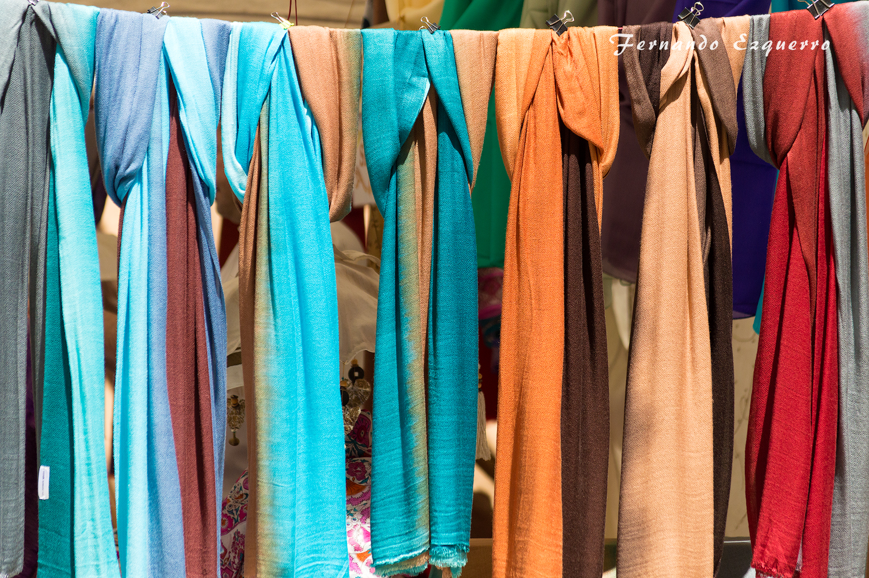 Color en la seda