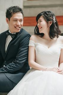 [自助婚紗]士銘 & 以真  / 目沐影像空間 | by weddingren