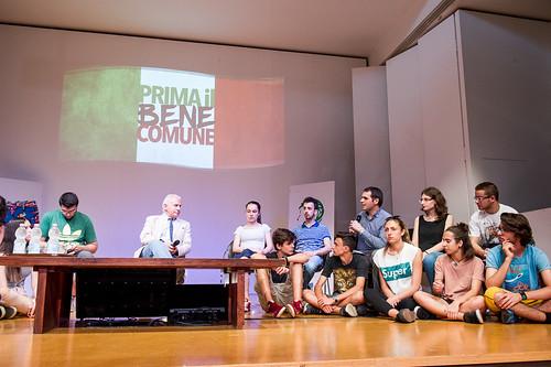 Prima il bene comune - Marco Tarquinio