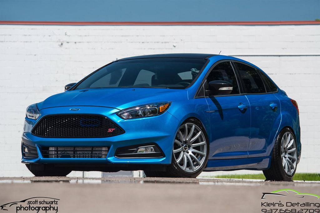 Custom Focus St >> Ford Focus St Custom Sedan Www Facebook Com Scottschwartzp Flickr