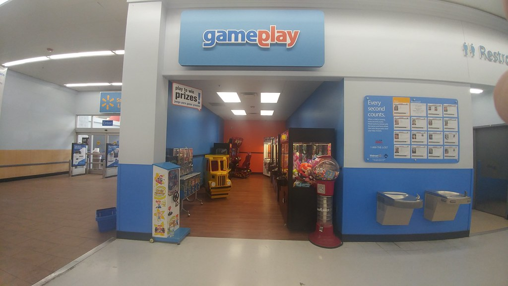 Walmart (West Appleton, WI) - Gameplay Arcade | Conversus W  Vans