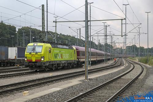 Aachen West. 10.07.18.