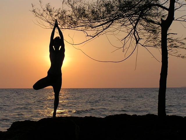 Sun Yoga brings more energy.