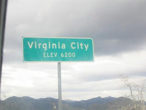 Virginia City | by fallacy