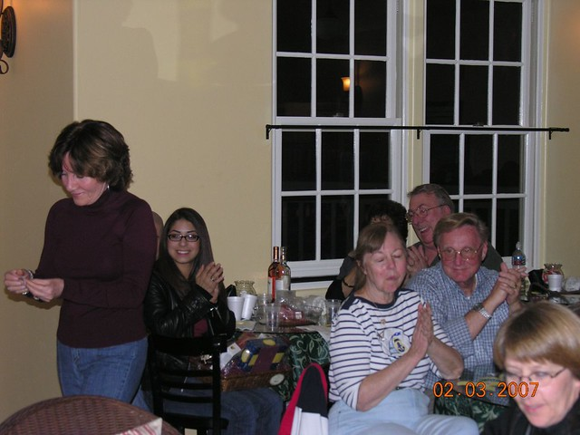 Wine tour 2007 I'll pick a winner