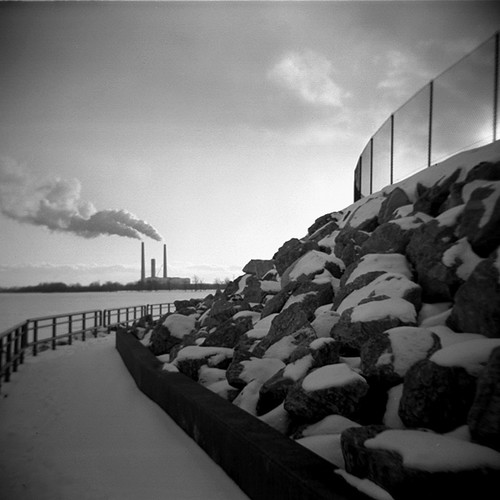 Holga: Lake Erie | by Matt Callow