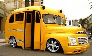 funky school bus | by ruch53
