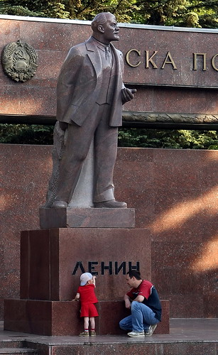 Explaining Lenin | by Out to Lunch