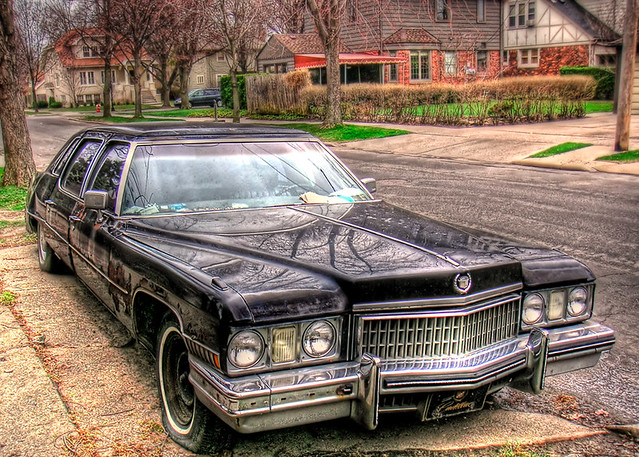 Caddy HDR *