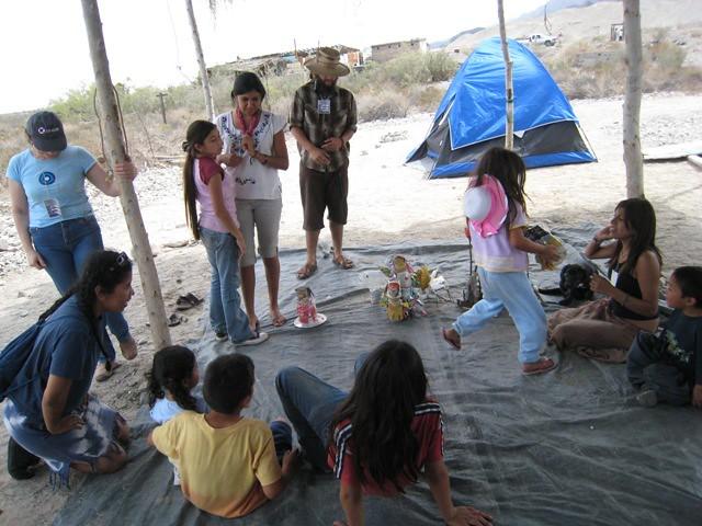 Campamento Cucapa