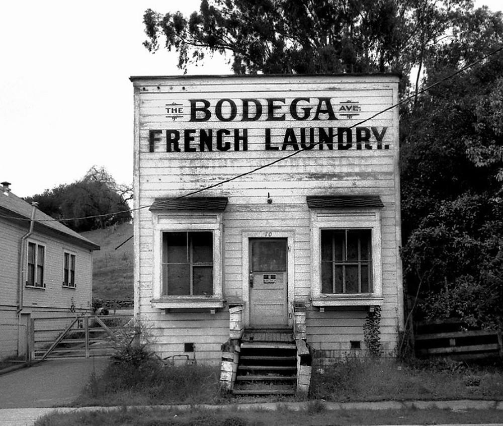 Bodega French Laundry, Petaluma | Bodega road, Petaluma, Cal