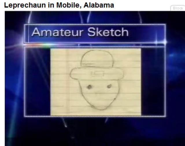 Amateur Sketch | NBC News screenshot, Mobile AL  Thanks Max