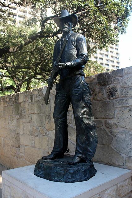 San Antonio - Downtown: Briscoe Western Museum - Charles Goodnight