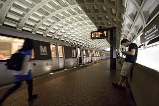 McPherson Square Metro Station