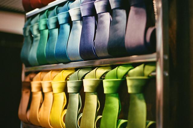 Gama de color - Nikon FM3A