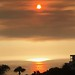 San Clemente enhanced by smoke from nearby fire by Fronk B