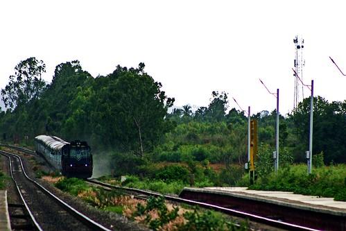 vishwamanava express 17325 swr hubballimysore ublmys kjm krishnarajapuram wdm3d 11521 alco muddalinganahalli mdll
