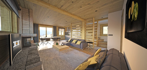 HomeMade_Archi_Le_Grand_Bornand_Chalet_Andrea_Vue_Sejour