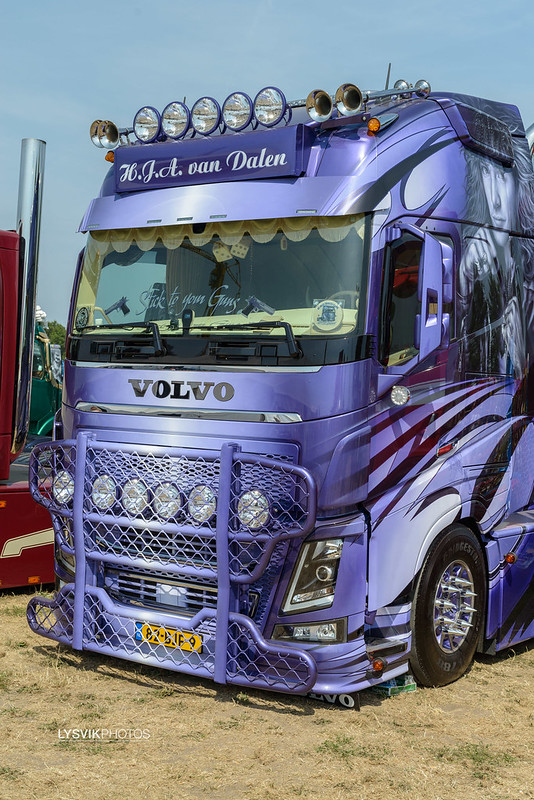 Truckersmeeting Nog Harder in Lopik