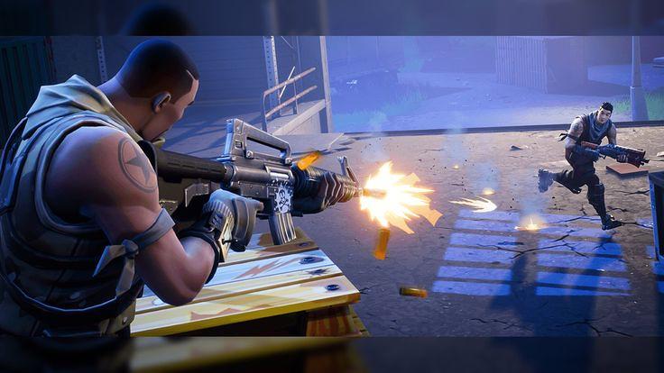 Fortnite Wallpaper Fortnite Battle Royale Gets A New Map