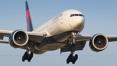 N710DN Delta Air Lines Boeing 777-232(LR)