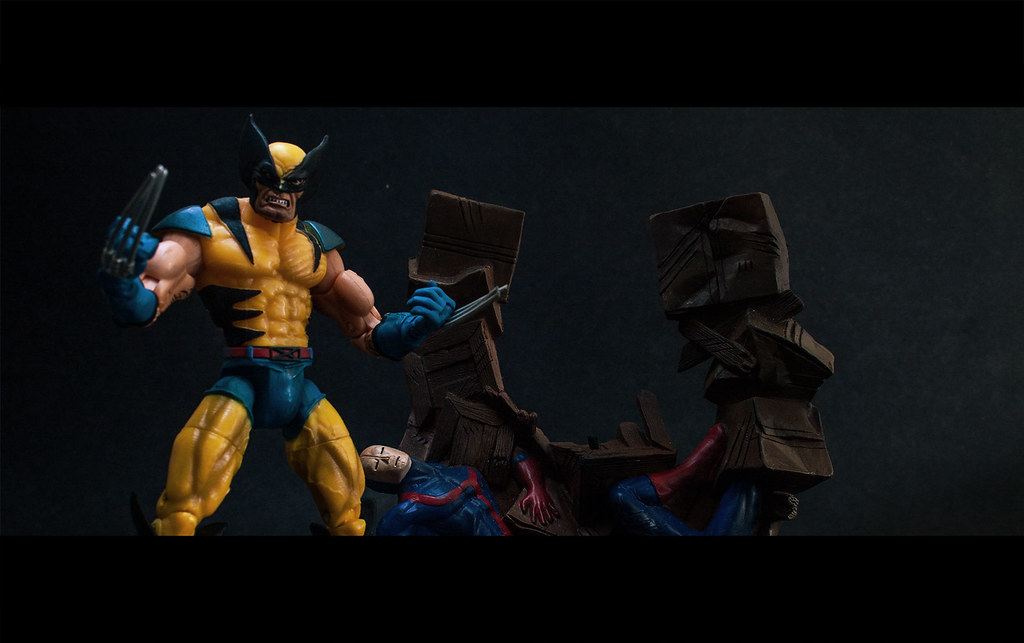 f07a2285406 Marvel Legends Wolverine: The First Toy Biz One! | Follow To… | Flickr