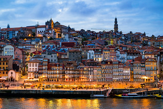 Porto and the Duoro River | by nan palmero