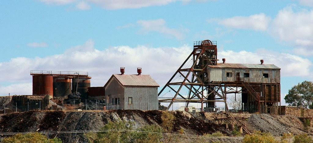 ABANDONED MINE - BROKEN HILL  NSW | Peter Cousins | Flickr