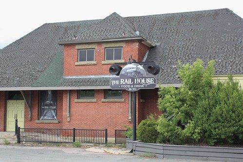 miramichi chatham newbrunswick canada historic heritage railwaystation trainstation