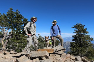 205 My son and I on the San Bernardino Peak summit | by _JFR_