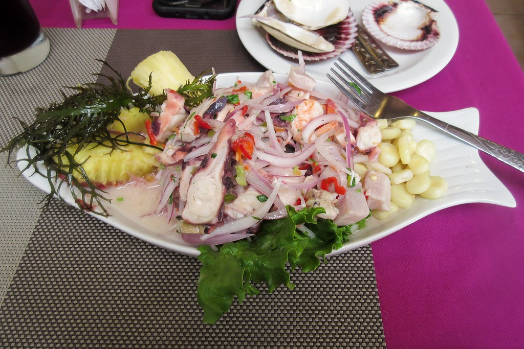 Ceviche Peruano Between Twilight Flickr