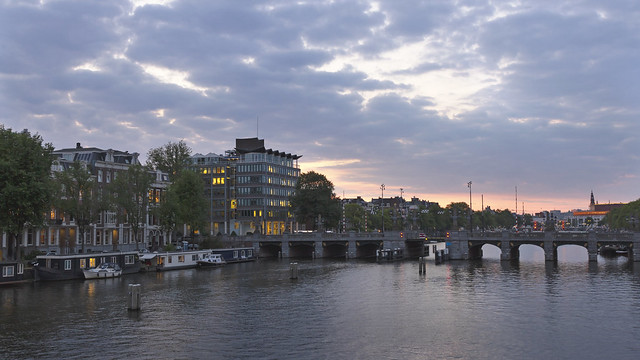 Amstel Sunset